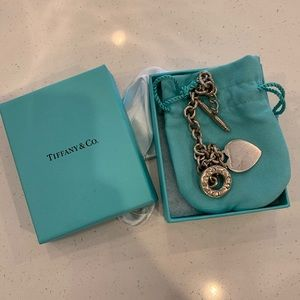 Tiffany & Co. Heart Toggle Bracelet